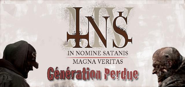 [Coup de Coeur] In Nomine Satanis / Magna Veritas : Génération Perdue