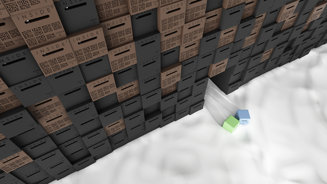 [Coup de Coeur] Inside 3 — le labyrinthe 3D qui tue