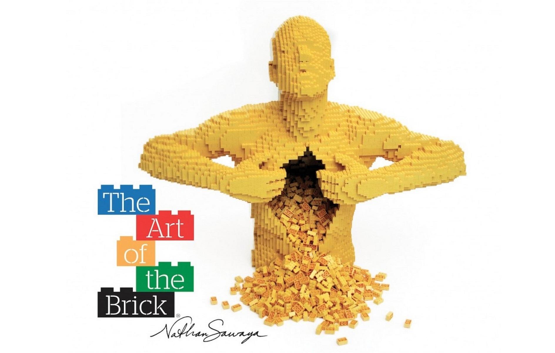 [Critique Expo] The Art of The Brick