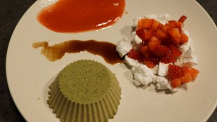 [Vie de Gourmand] Panna cotta au basilic