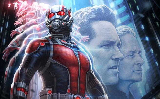 [Critique Ciné] Ant-Man —  Le Zorro moderne (à peu près)
