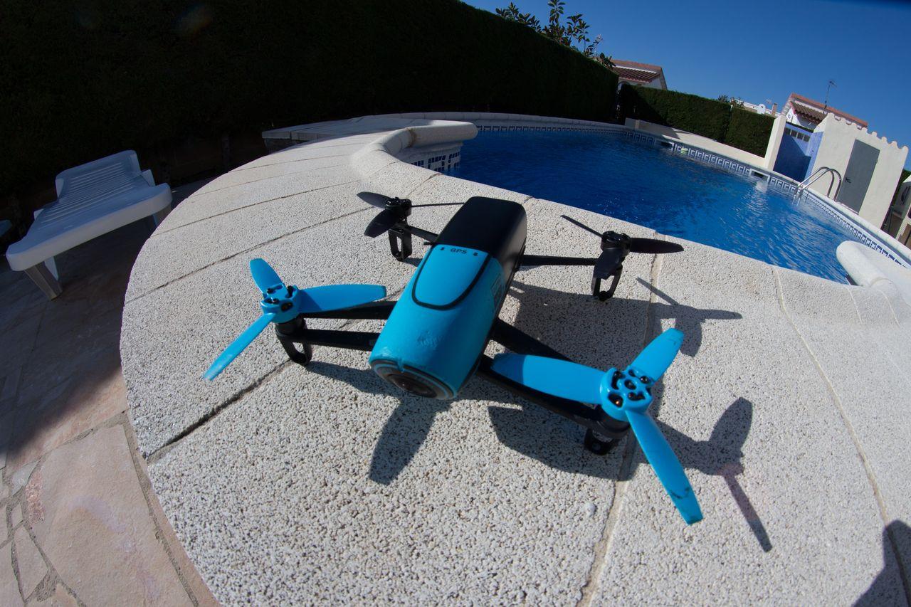 [Test Drone] Parrot Bebop Drone, le plaisir de piloter facile