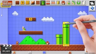 [Preview] Super Mario Maker — Les 30 ans du moustachu