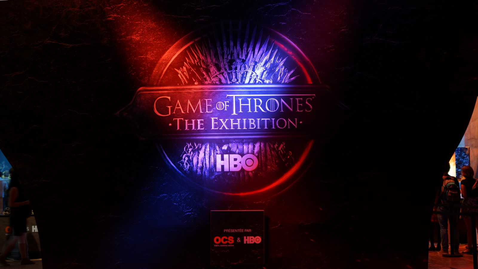 [Expo] Game of Thrones — The exhibition