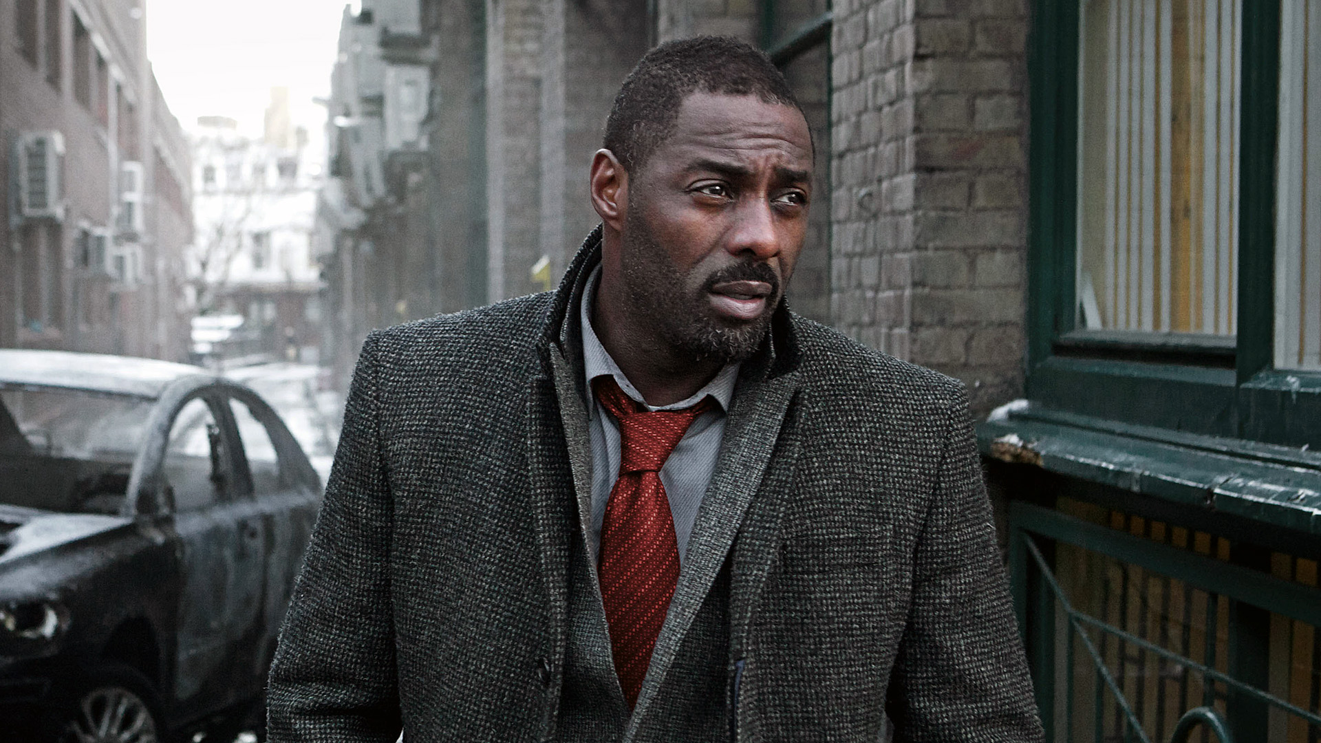 [Vie de Série] Luther, le superbe polar noir anglais