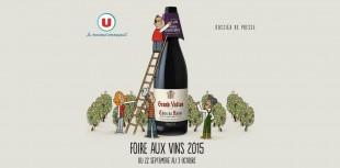 [Découverte] La foire aux vins des Magasins U