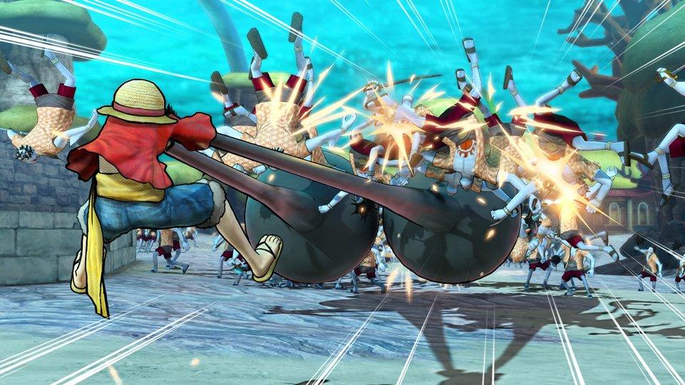 [Vie de Gamer] One Piece: Pirate Warriors 3