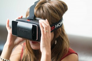 [Découverte High-Tech] Homido, le casque de réalité virtuelle passif !