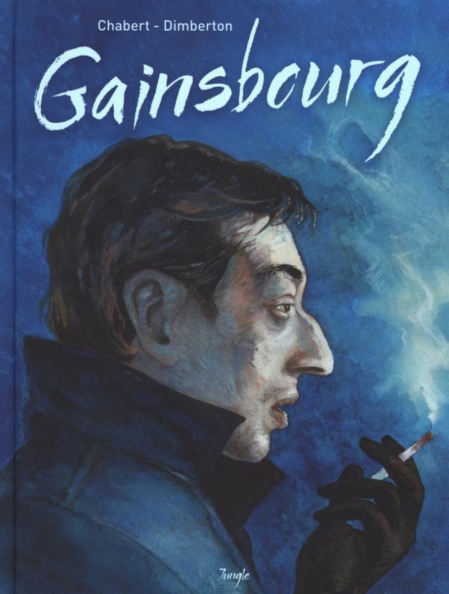 [Critique BD] Gainsbourg — Chabert et Dimberton
