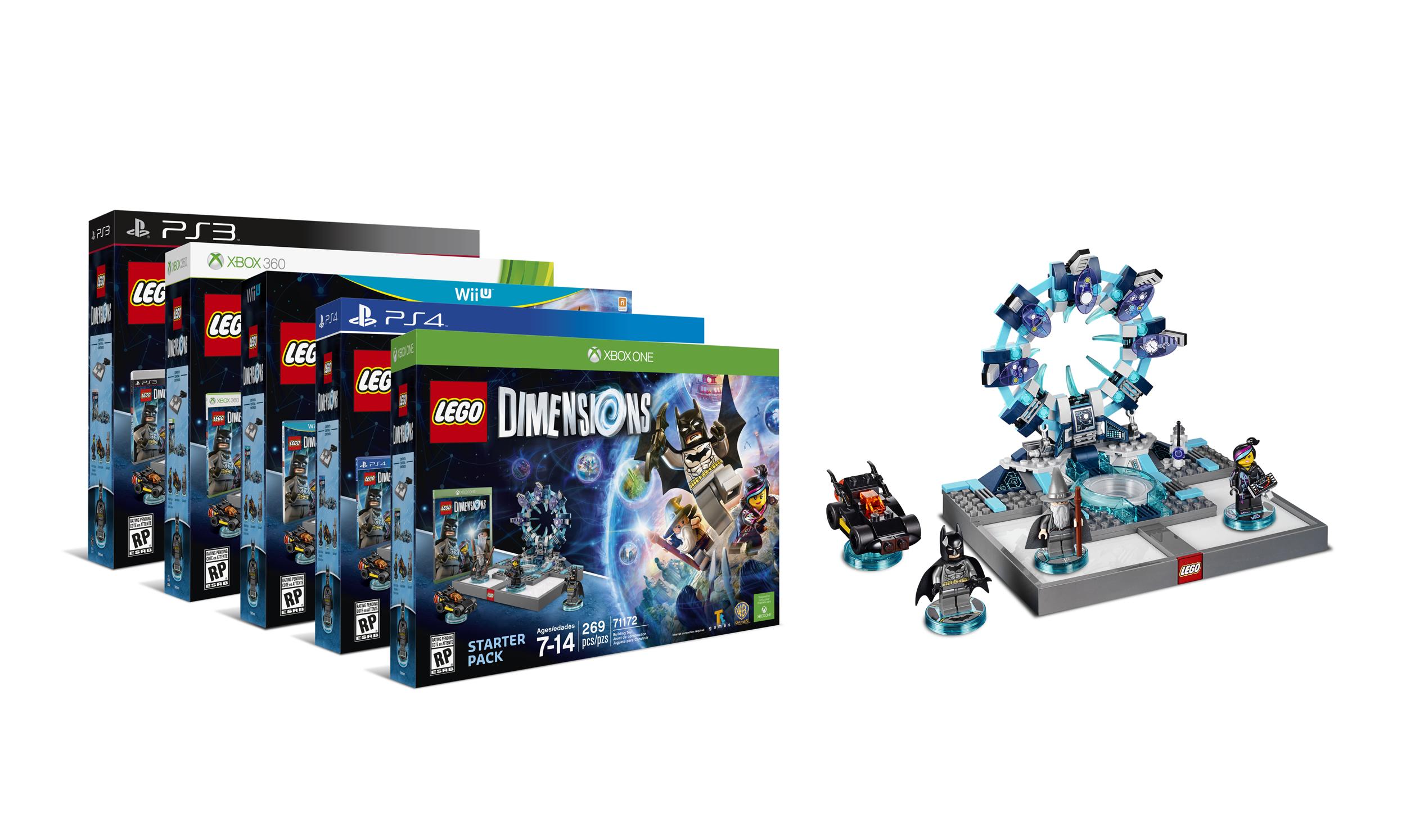[Jeu Vidéo] Lego Dimensions, le jeu pour les fans (#doctorwho inside)