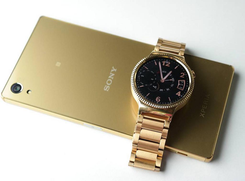 [Smartphone] Le Z5  premium, le Sony qui tape à l'oeil en 4K