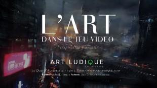 [Critique Expo] L'art dans le jeu vidéo — L'inspiration française