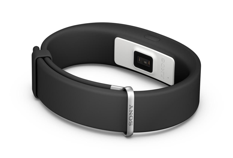 [Bracelet connecté] Le Sony SmartBand 2, le coeur en plus — SWR12