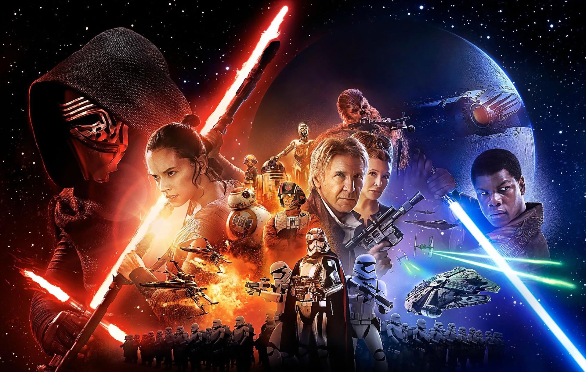 [Critique Ciné] Star Wars — Episode VII : The Force Awakens (NO SPOILER)