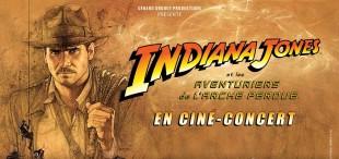 [Critique Spectacle] Le ciné-concert Indiana Jones et les aventuriers de l'arche perdue