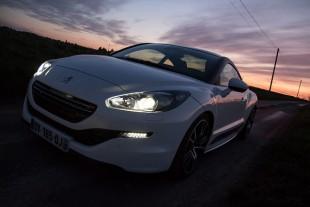 [Voiture] Le plaisir absolu avec la Peugeot RCZ R — Photos