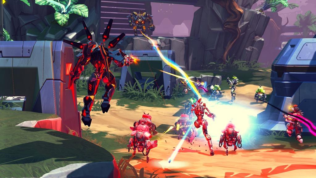 [Preview] Battleborn, FPS ? MOBA ? RPG ? Dafuq ? un Hero-shooter !
