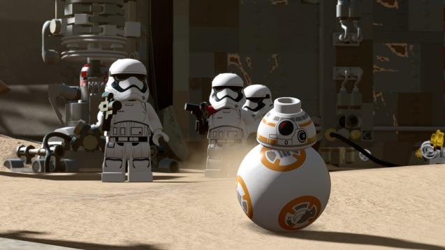 BB-8 en Lego