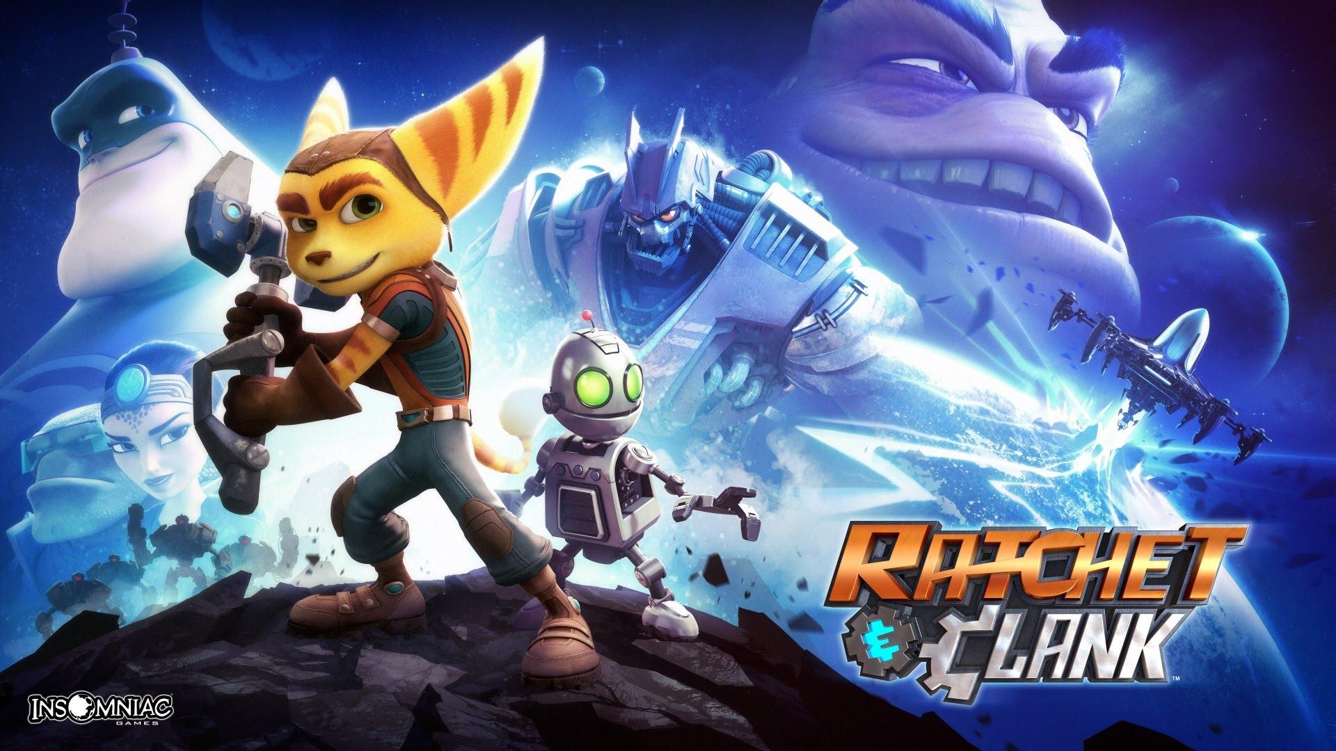 [Vie de Gamer] Ratchet & Clank, le film et la preview du jeu