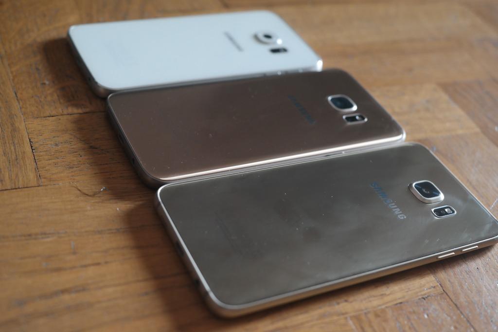 [Smartphone] Pourquoi j'ai craqué sur le #GalaxyS7Edge ?