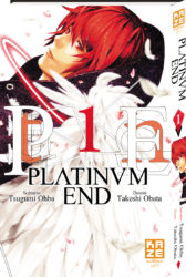 [Manga] Platinum End, le nouveau Death Note ?