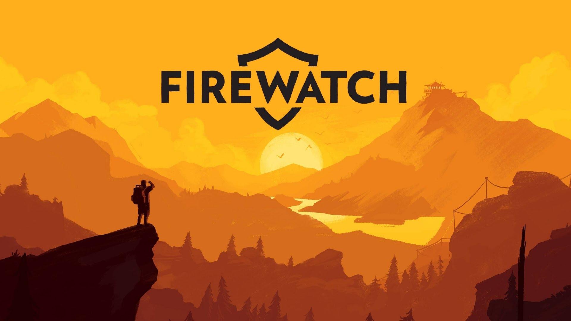 [Avis] Firewatch , le simulateur de Trek rétrospectif