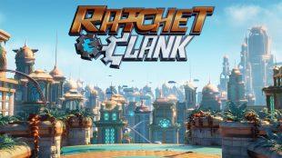 [Jeu vidéo] Ratchet & Clank sur PS4