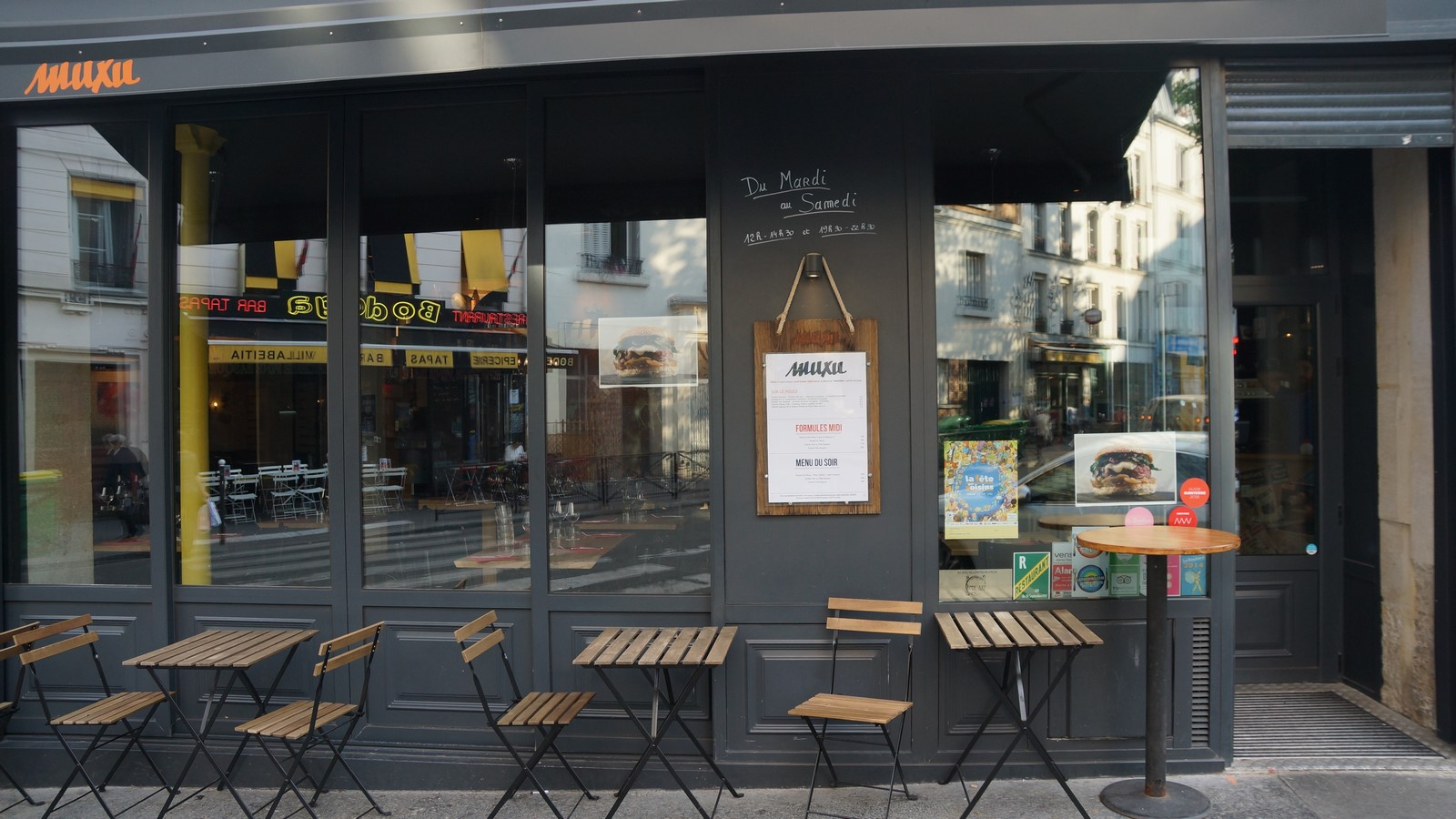[Critique Resto] Le Muxu