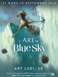 [Critique Expo] L'Art de BlueSky Studios