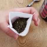 Thé dans le sachet