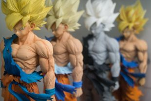 [Figurine Photo] Super Master Stars Piece The Son Gokou