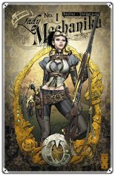 [Comics] Lady Mechanika, T1 — Joe Benitez et Peter Steigerwald