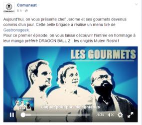 [Vidéo] Les onigiri DBZ x Comuneat