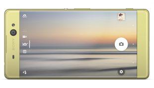 [Smartphone] Le XA Ultra, grand écran Selfie