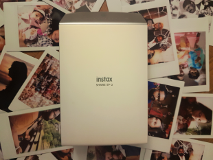 [Vie de Photo] L'imprimante Instax Share SP2