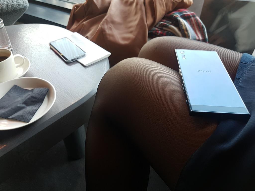 [Smartphone] Xperia XZ, bien partout mais trop sage