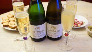 [Découverte] Les crémants d'Alsace Bott Frères, des bulles pour les fêtes!