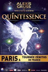 [Spectacle] Quintessence, le spectacle équestre et aérien d'Alexis Gruss