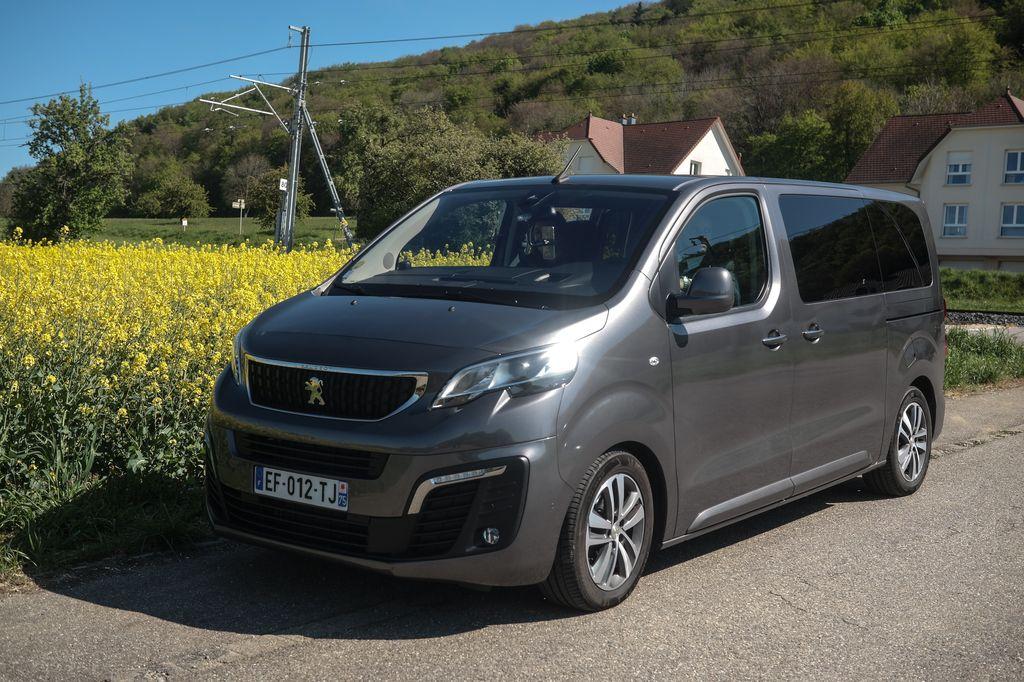 [Vie de Geek] Partir avec la MIF dans le Peugeot Traveller