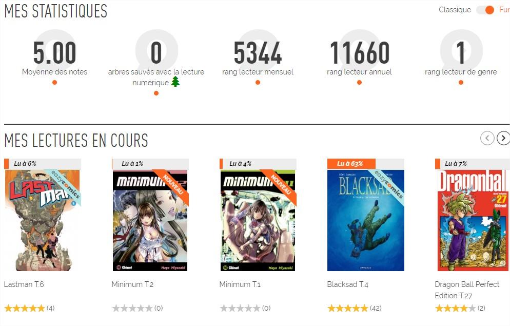 [Coup de Coeur] Izneo la BD, le manga, le comics en DEMAT !