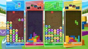 [Vie de Gamer] Puyo Puyo Tetris , ma came