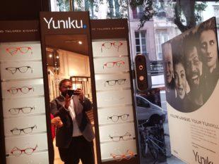 [Découverte] Yuniku , le futur des lunettes personnalisées