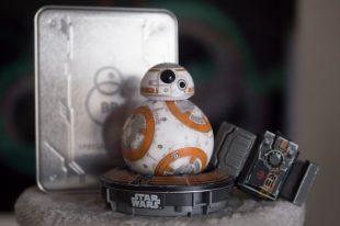 [Vie de Toys] Le fameux BB8 de Sphero et son Force Band