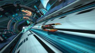 [Vie de Gamer]  Wipeout Omega Collection , quand je suis passé à la PS4 Pro
