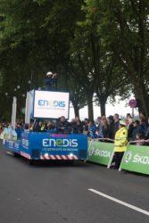[Découverte] Le départ du Tour de France, avec Enedis