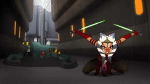 [Coup de Coeur] Star Wars : Forces du destin ( et des jouets)
