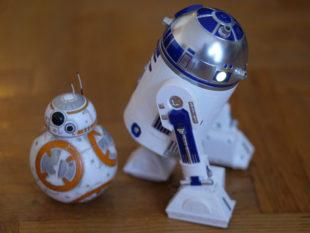 [Vie de Toys] Enfin R2-D2 à la maison, avec Sphero