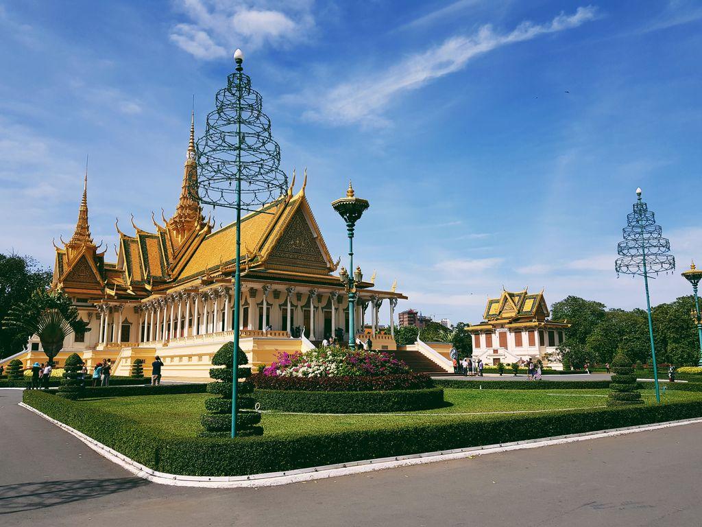 [Vie de Globetrotter] Mon trip au Cambodge ( Photos avec le Note 8 )