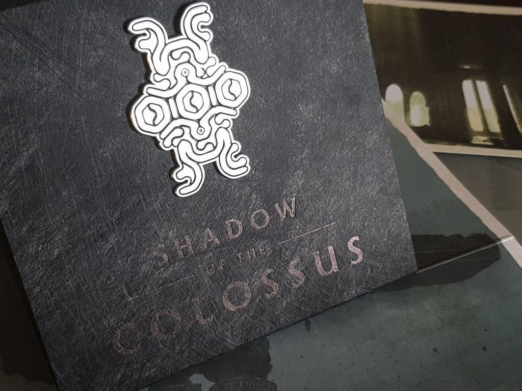 [Vie de Gamer] Shadow of the Colossus – Press kit