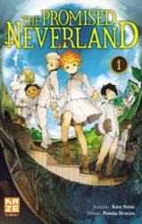 [Vie de Manga] The Promised Neverland, la sortie attendue de Kaze !